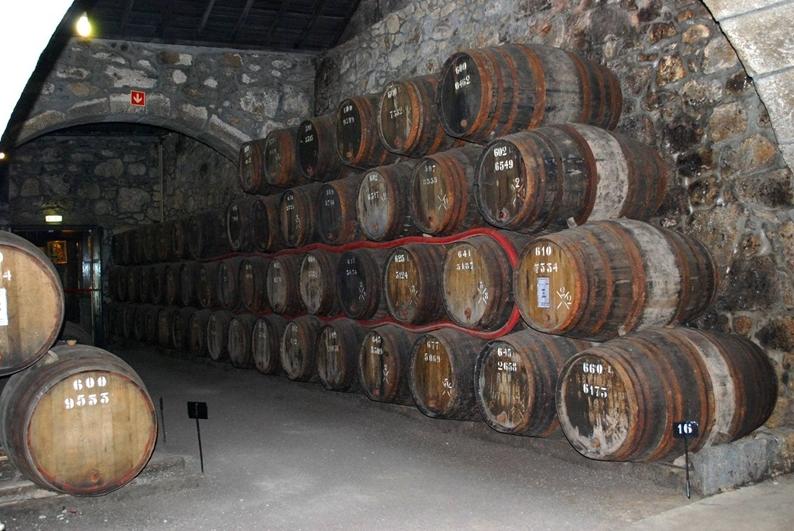 Productores de vino en Portugal